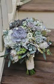 succulent bouquet aisle flowers succulent bouquet botanical brouhaha