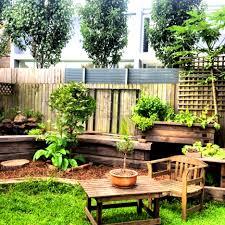 Small Urban Garden - furniture likable small urban garden ideas lighting home