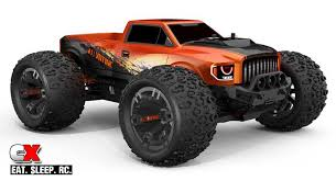 racing tr mt10e 1 10 scale monster truck