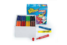 colorful washable markers discount supply