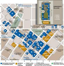 Georgia Aquarium Floor Plan The 2006 International Esa Meeting Local Information Page