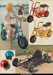 OLDE MINI BIKES AND GO-KARTS FROM THE 1950'S strangecosmos.com