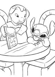 lilo stitch learn reading lilo u0026 stitch coloring