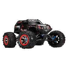 monster jam radio control trucks traxxas electric summit 1 10 scale 4wd extreme terrain monster