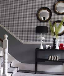 wallpaper for entire wall our 20 most popular decorating tips wallpaper walls and houndstooth