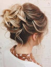 put up hair styles for thin hair 40 quick and easy short hair buns to try thin hair updos and scores