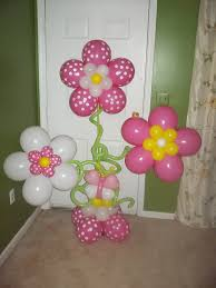 decor how to make flower balloon decorations room ideas