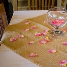 burlap table linens wholesale burlap tablecloths for weddings burlap and silk