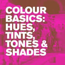 value modifying colours with tints tones shades how to paint