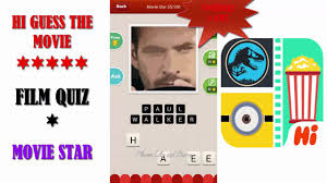 hi guess the movie film quiz movie star pack all answers