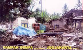 earthquake jogja gerbang lansia