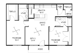 Dual Master Suites House Plans Two Master Suites One Story
