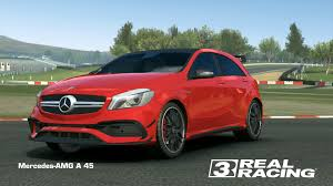 Modified A Class Mercedes Mercedes Amg A 45 Real Racing 3 Wiki Fandom Powered By Wikia