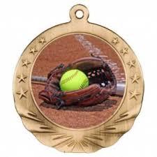 Softball Christmas Ornament - softball awards