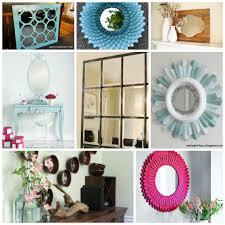 mirror frame ideas adorable 50 mirror decorating ideas decorating design of best 25