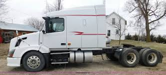 volvo semi truck price 2007 volvo vnl 630 10th anniversary series semi truck item