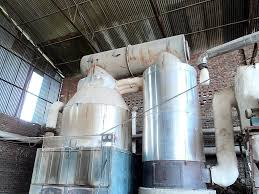 thermic fluid heater plant youtube