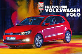 volkswagen polo body kit supermini of the year 2016 volkswagen polo auto express
