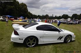 saleen mustang price guide auction results and sales data for 1995 saleen mustang
