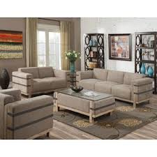 Industrial Living Room Sets Youll Love Wayfair - Furniture living room collections