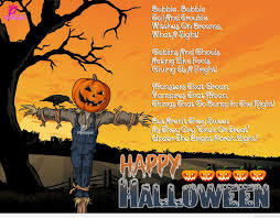 Halloween Short Poem Funny Childrens On Halloween Quotes And Sayings