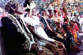 wedding registrations indonesia mass wedding provides marriage birth registrations