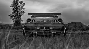 nissan r34 black nissan skyline gtr r34 jdm back crystal nature car 2015 wallpapers