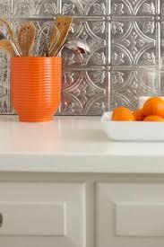 25 best tin tile backsplash ideas on pinterest ceiling tiles