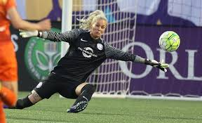 orlando pride goalkeeper ashlyn harris u0027 ambitions extend beyond