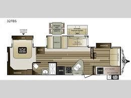 Keystone Rv Floor Plans New 2018 Keystone Rv Cougar X Lite 32fbs Travel Trailer At Olathe