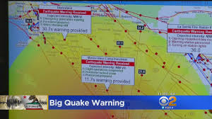 Map Of Camp Pendleton Experts Warn Of Long Overdue Quake On San Andreas Fault Youtube