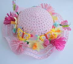 easter bonnet best 25 easter bonnets ideas on paper plate hats