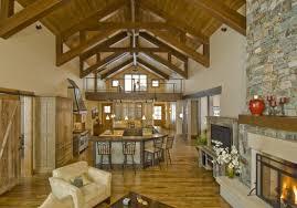 Italian Living Room Design Red Fabric Curtain Natural Wooden - Italian living room design