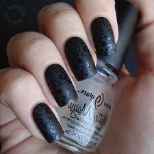 black cheetah nail design u2013 pretty nail designs quotes