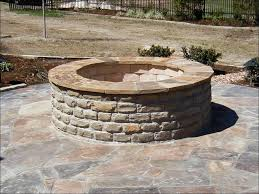 outdoor marvelous basic fire pit designs build fire pit stone