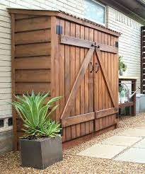 How To Build A Small Outdoor Shed by Best 25 Shed Storage Solutions Ideas On Pinterest Green Shed