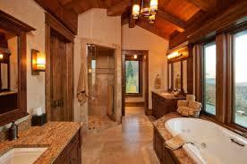 rustic bathroom ideas pictures inspiring vintage wooden carving mirror frame rustic bathroom ideas
