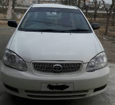 toyota corolla 2008 manual cars for sale in pakistan verified