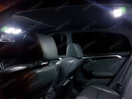 Car Interior Lighting Ideas 2004 2008 Acura Tl Vehicle Specific 168 Led Interior Light Package