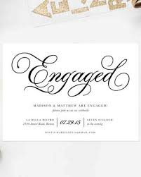 engagement party invites 15 engagement party invitations martha stewart weddings