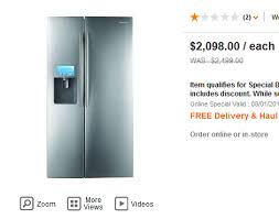 black friday deals at home depot ice makers can i vent about appliances for a minute