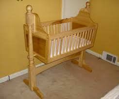 Free Diy Baby Crib Plans by Wood Crib Plans Easy Diy Woodworking Projects Step By Step How