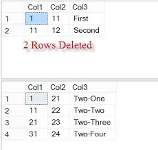 sql select from multiple tables sql server delete from select statement using join in delete