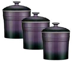 stoneware kitchen canisters purple kitchen canisters canister set medium size of ceramic
