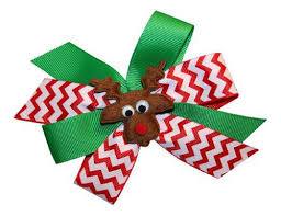 christmas hair bows 20 christmas hairbows headbands for kids 2015