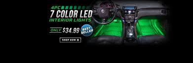 Car Led Interior Lights Ledglow Lighting U2013 Led Underglow Lights U0026 Led Underbody Kits