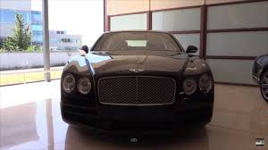 bentley flying spur 2015 in depth review interior exterior youtube