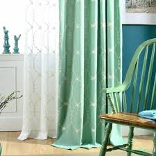 Mint Green Curtains Window Curtains Images Of Green Panel Curtains Evideo That