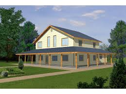country home with wrap around porch milton creek country home plan 088d 0115 house plans and more