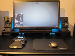 Console Gaming Desk Room Photos Page 11 Avs Forum Home Theater Discussions